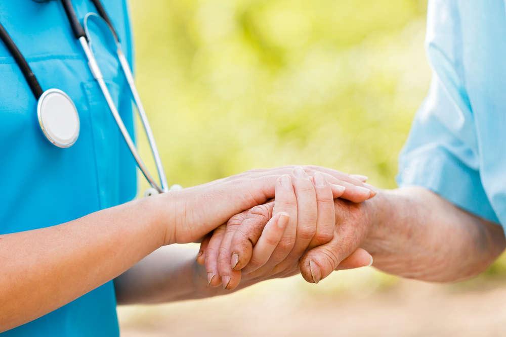 About St Bernardine Hospice Care