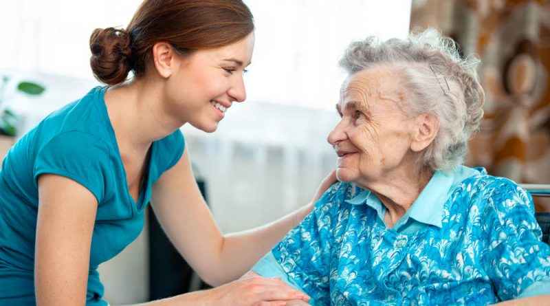 Volunteering Opportunities at St. Bernardine Hospice Care