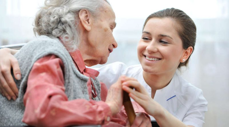 What to Expect from a Hospice Home Health Aide | St. Bernardine Hospice Care