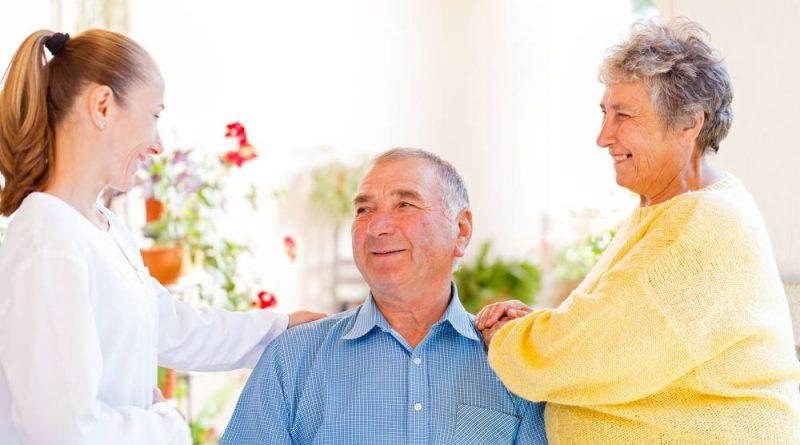Irvine Home Care | St. Bernardine Hospice Home Care for Seniors