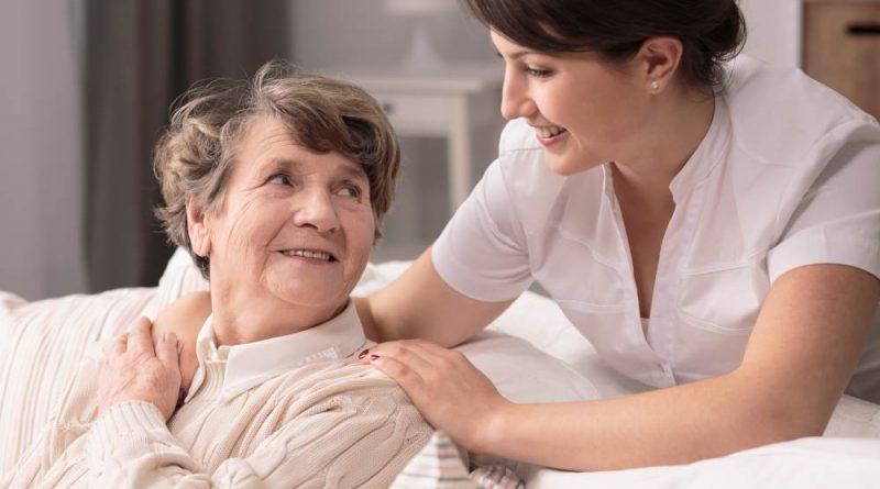 Newport Beach Bereavement | St. Bernardine Irvine Hospice Home Care